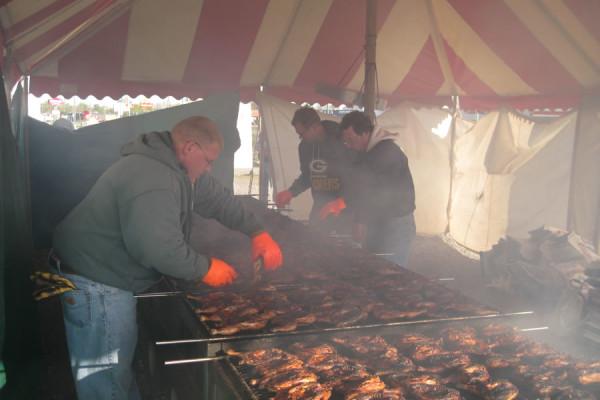Chicken Barbeque 2010-04