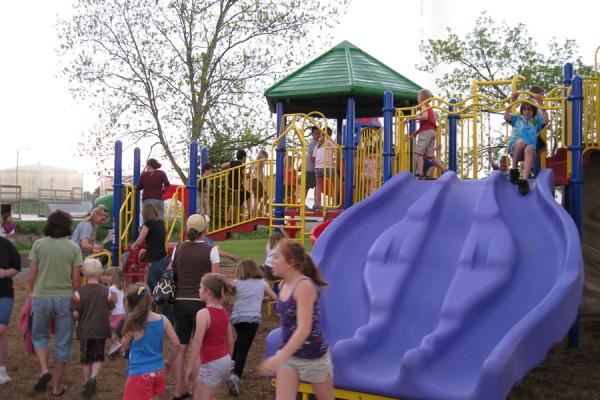 Playground Open 2010-12