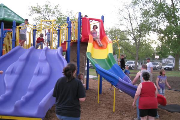 Playground Open 2010-13