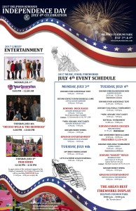 Kiwanis July 4th Flyer